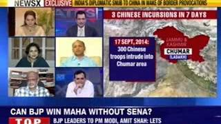 India Debates: 'Full stop for Pakistan, comma for China? - NEWSXLIVE