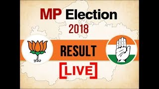 Madhya Pradesh Election Results 2018: Leads BJP 3, Congress 2 - NEWSXLIVE