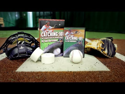 Catching-101 DVD with Xan Barksdale
