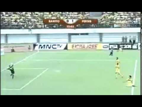 Barito Putra vs Persib Bandung 0-2 All Goals Indonesia Super League 2014
