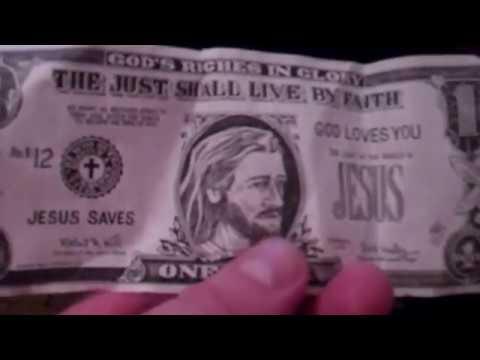 The Jesus dollar.