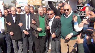 بالفيديو.. «الرياضيون» ينددون بـ«الإرهاب والإخوان» في وقفتهم أمام اتحاد الكرة   المصري اليوم