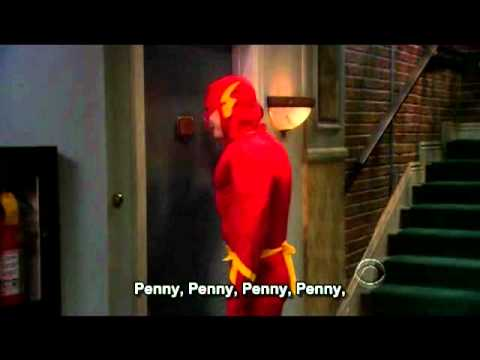 The Big Bang Theory: Sheldon Cooper Flash
