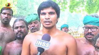 Tamil Nadu Farmers Protest At Jantar Mantar In Delhi | Mango News - MANGONEWS