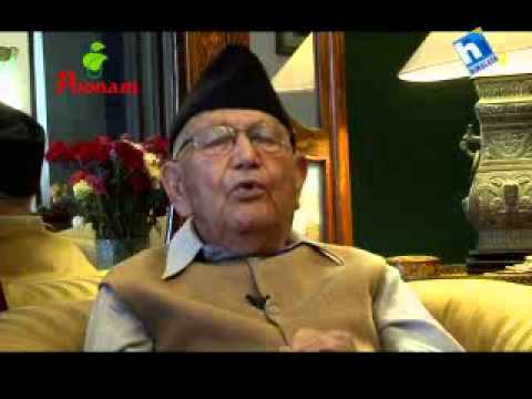 Interview with Surya Bahadur Thapa