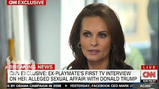 Karen McDougal's emotional CNN interview, annotated - WASHINGTONPOST