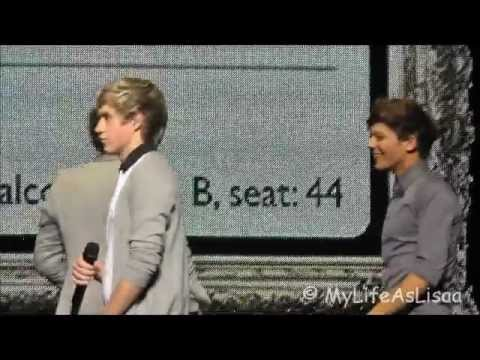 One Direction - Best Lie Ever Told - New York City Beacon Theatre 5-26-12 HD