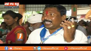Rebels Tension For Congress In Adilabad District | Loguttu | iNews - INEWS