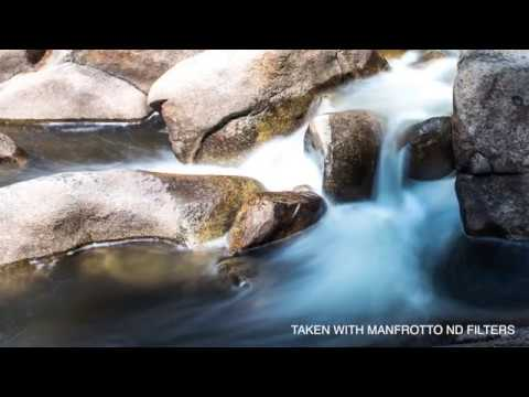 Discover the Manfrotto Lens Filter Suite with Adam Jacobs