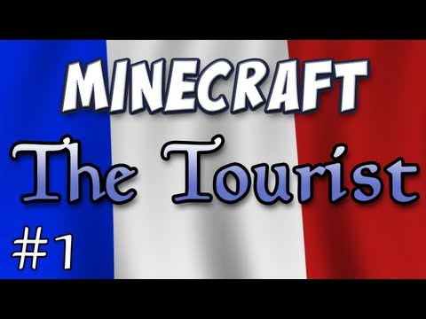 Minecraft The Tourist Part 1 The Basilica