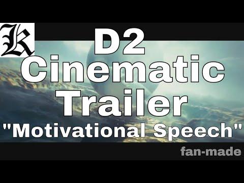 """D2 Fan Trailer: """"Motivation"""" #MOTW"""
