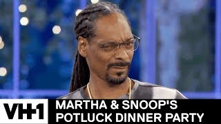 Martha Claims Grilled Cheese Gets Your Freak On | Martha & Snoop's Potluck Dinner Party - VH1