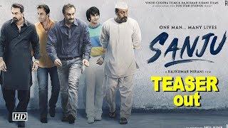 'Sanju' TEASER | Ranbir Kapoor apes Sanjay Dutt Perfectly - IANSLIVE