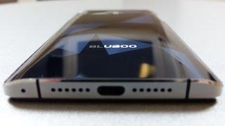 BLUBOO XTOUCH Стильный и мощный смартфон за реальные деньги! Распаковка и впечатления.
