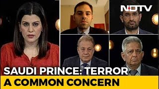 PM Modi-Saudi Crown Prince Hold Talks: Congress Slams 'Hugplomacy' - NDTV