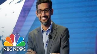 Watch Live: Google CEO testifies before House Judiciary Committee - NBCNEWS