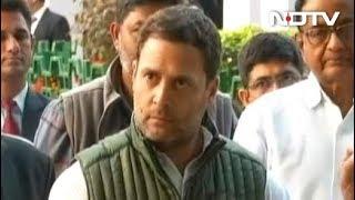 पीएनबी घोटाले पर पीएम और वित्त मंत्री चुप क्यों हैं : राहुल गांधी - NDTVINDIA