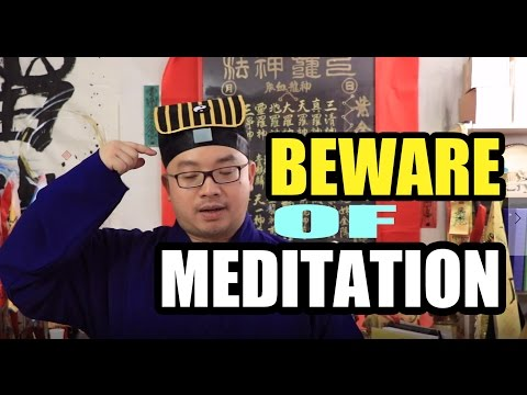 Danger of Meditation You Don't Know - Taoist Magic Talk
