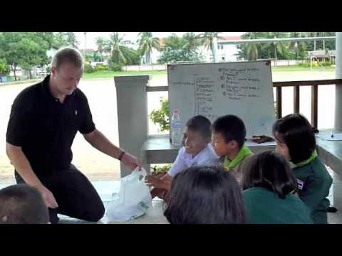 Teaching English in Thailand (TEFL Course)