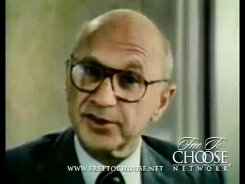 Milton Friedman on Labor Unions - Free To Choose
