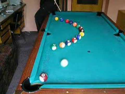 Trickshot: Artistic Pool Trick Shots Pt 2
