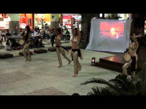PANDEIRO - CIA SHAMSA NUREEN 2011