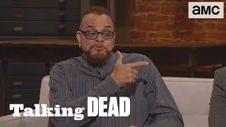 'Sinbad on Martha's Motives' Highlights Ep. 829 | Talking Dead - AMC