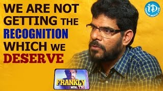 We Are Not Getting The Recognition Which We Deserve - Singer Simha || Talking Movies With iDream - IDREAMMOVIES