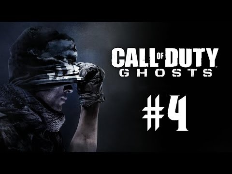 Let's Play Call of Duty Ghosts [BLIND] - Teil 4