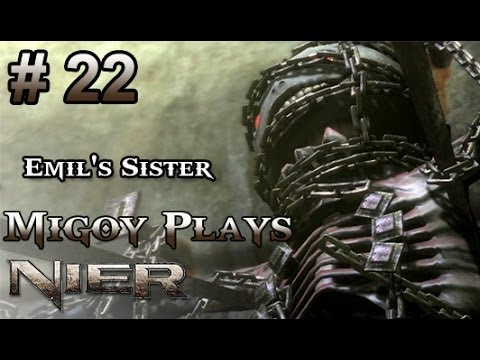 NieR with Migoy Part 22 - Emil