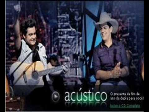 Fernando e Sorocaba - Da cor do pecado - ACÚSTICO 2010