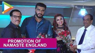 Namaste England Promotion @Vadodara | Arjun kapoor,Parineeti Chopra - HUNGAMA