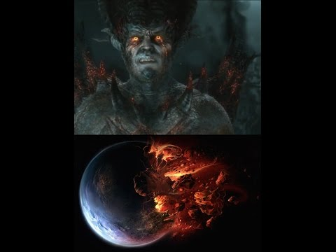 Planet Killers - Are They Real & What Are They? Prometheus, Enki, Anunnaki Connections