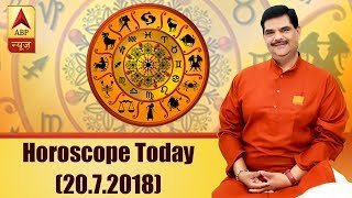 GuruJi with Pawan Sinha: Know how will be your 20th July, 2018 based on your zodiac sign - ABPNEWSTV