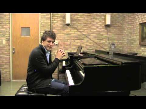 Josh Wright Piano TV - Efficient Practice
