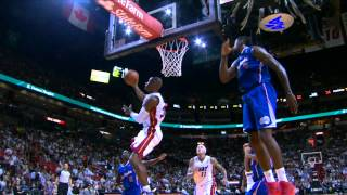 Ray Allen's Incredible Reverse Layup