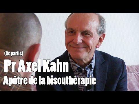Étonnant ! A.KAHN#2 Apôtre de la bisouthérapie !