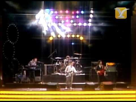 Enanitos Verdes, Te Vi en un Tren, Festival de #ViñadelMar 1988