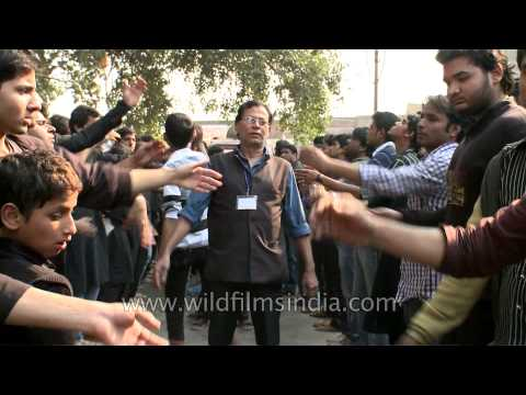 Matam during Muharram