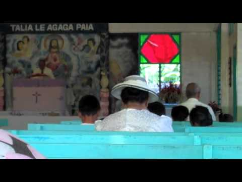 Samoan Church Singing.m4v