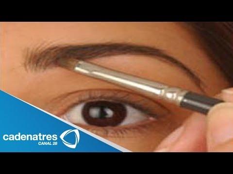 Maquillaje de cejas permanente / Nuestro Día