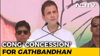 Congress Leaves 7 Seats In UP For Mayawati-Akhilesh Yadav Alliance - NDTV