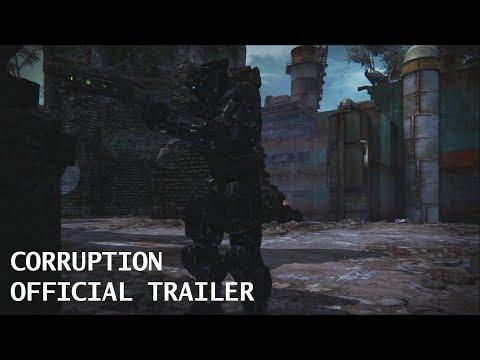 Corruption - Official Trailer (Destiny Movie)