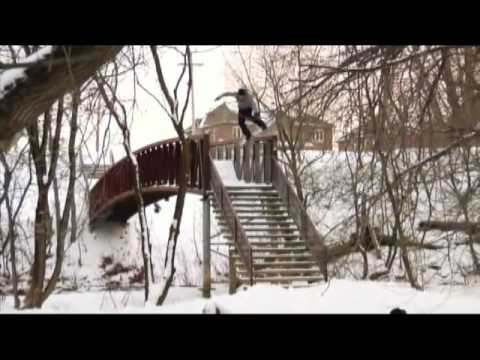 The Best Snowboard Tricks Montage 2