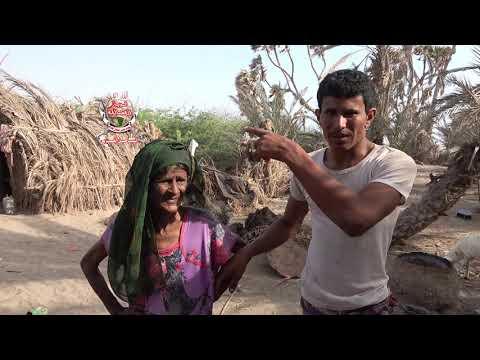 عائلة من منطقة الجبلية دمرت المليشيات منزلها وشردت أفرادها