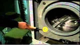 Как снять переднию панель на стиральной машине Самсунг и Рейнфорд