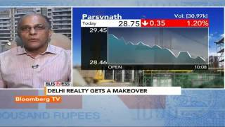 In Business- Delhi Realty Gets A Makeover - BLOOMBERGUTV