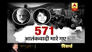 Master Stroke: In 1174 days of BJP-PDP regime 941 died - ABPNEWSTV