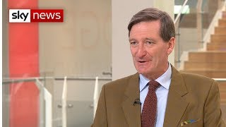 Grieve on Brexit: 'No deal would be catastrophic' - SKYNEWS