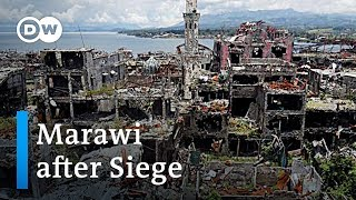 Philippines' War against IS: The ruins of Marawi | DW Feature - DEUTSCHEWELLEENGLISH